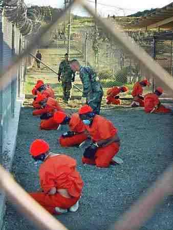 The UK/US Coalition treatment of prisoners at Guantanamo Bay